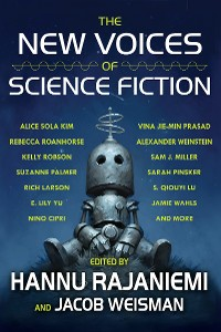 Cover The New Voices of Science Fiction