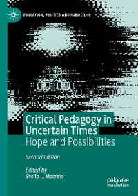 Cover Critical Pedagogy in Uncertain Times