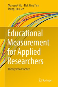 Cover Educational Measurement for Applied Researchers