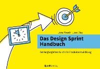 Cover Das Design Sprint Handbuch