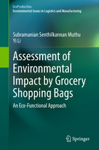 Cover Assessment of Environmental Impact by Grocery Shopping Bags