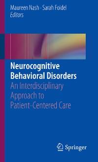 Cover Neurocognitive Behavioral Disorders