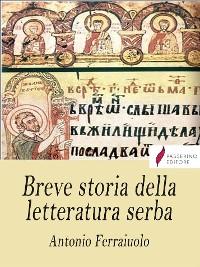 Cover Breve storia della letteratura serba