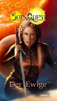 Cover SunQuest - Dies Cygni 2: Der Ewige