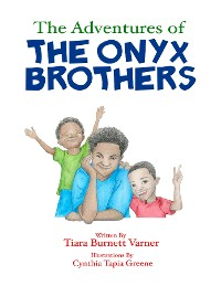 Cover The Adventures of The Onyx Brothers