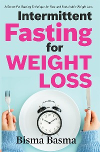 Cover Intermittent Fasting for Weight Loss