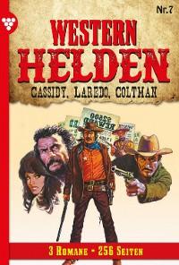 Cover Western Helden Band 7 – Erotik Western