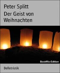 Cover Der Geist von Weihnachten