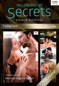 Cover Million Dollar Secrets - Sieben Richtige! (7-teilige Serie)