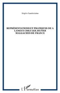 Cover Representations et pratiques  langue chez les jeunes malgach