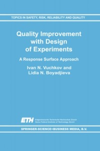 Cover Quality Improvement with Design of Experiments