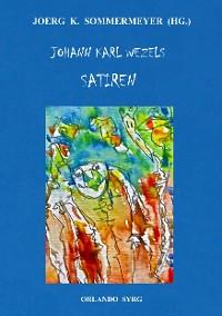 Cover Johann Karl Wezels Satiren
