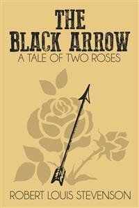 Cover The Black Arrow (Illustrated)
