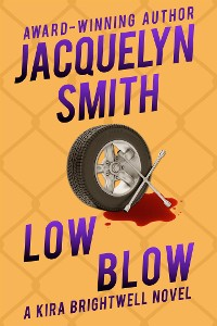 Cover Low Blow: A Kira Brightwell Novel