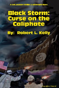 Cover Black Storm:  Curse on the Caliphate