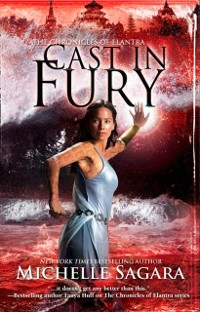 Cover Cast In Fury (The Chronicles of Elantra, Book 4)