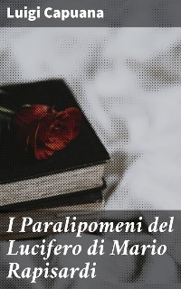 Cover I Paralipomeni del Lucifero di Mario Rapisardi