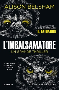Cover L'imbalsamatore