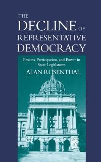Cover Decline of Representative Democracy