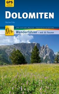 Cover Dolomiten Wanderführer Michael Müller Verlag