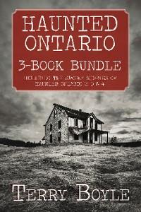 Cover Haunted Ontario 3-Book Bundle