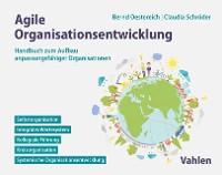 Cover Agile Organisationsentwicklung