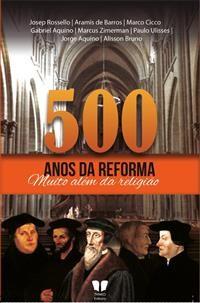 Cover 500 anos da Reforma Protestante