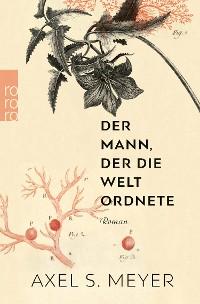 Cover Der Mann, der die Welt ordnete