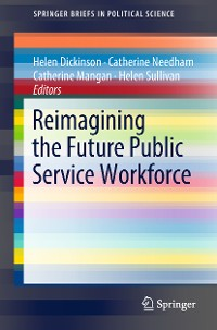 Cover Reimagining the Future Public Service Workforce