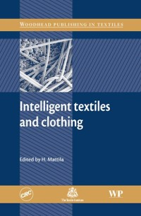 Cover Intelligent Textiles and Clothing