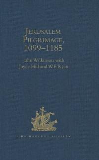 Cover Jerusalem Pilgrimage, 1099-1185