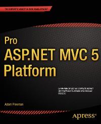 Cover Pro ASP.NET MVC 5 Platform