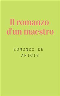 Cover Il romanzo d'un maestro