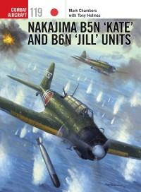 Cover Nakajima B5N  Kate  and B6N  Jill  Units