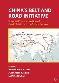 Cover China's Belt and Road Initiative