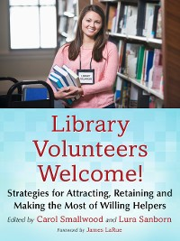 Cover Library Volunteers Welcome!