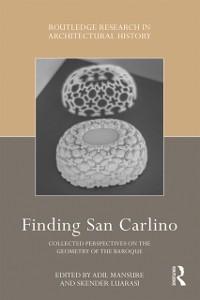 Cover Finding San Carlino