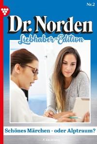Cover Dr. Norden Liebhaber Edition 2 – Arztroman