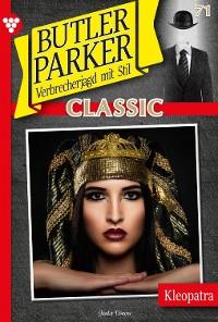 Cover Butler Parker Classic 71 – Kriminalroman