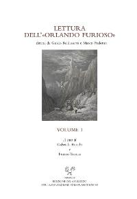 Cover Lettura dell'«Orlando furioso». Volume I