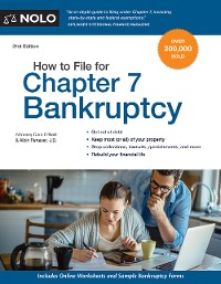 Cover How to File for Chapter 7 Bankruptcy