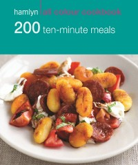Cover Hamlyn All Colour Cookery: 200 Ten-Minute Meals
