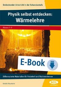 Cover Physik selbst entdecken: Wärmelehre