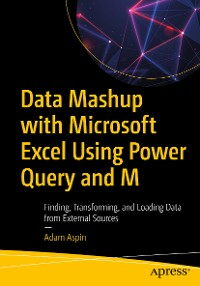 Cover Data Mashup with Microsoft Excel Using Power Query and M