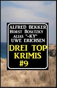 Cover Drei Top Krimis #9