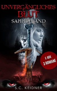 Cover Unvergängliches Blut - Sammelband
