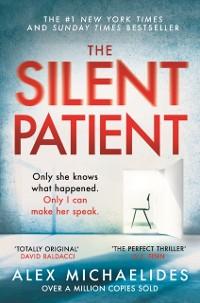 Cover Silent Patient