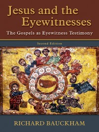 Cover Jesus and the Eyewitnesses