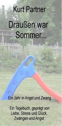 Cover Draußen war Sommer...