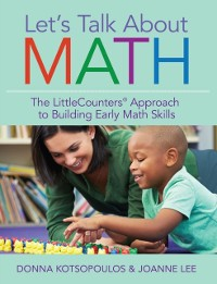 Cover Let's Talk About Math